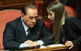 Forza Italia, Berlusconi promuove Maria Elena Rossi