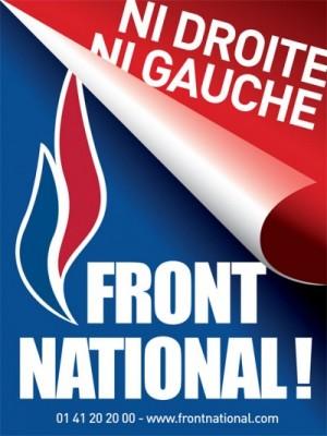 Fronte Nazionale Front National Ni Droite ni gauche