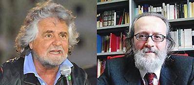 M5S, Beppe Grillo silura Paolo Becchi