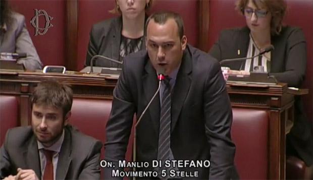 M5S, Di Stefano alla Boldrini