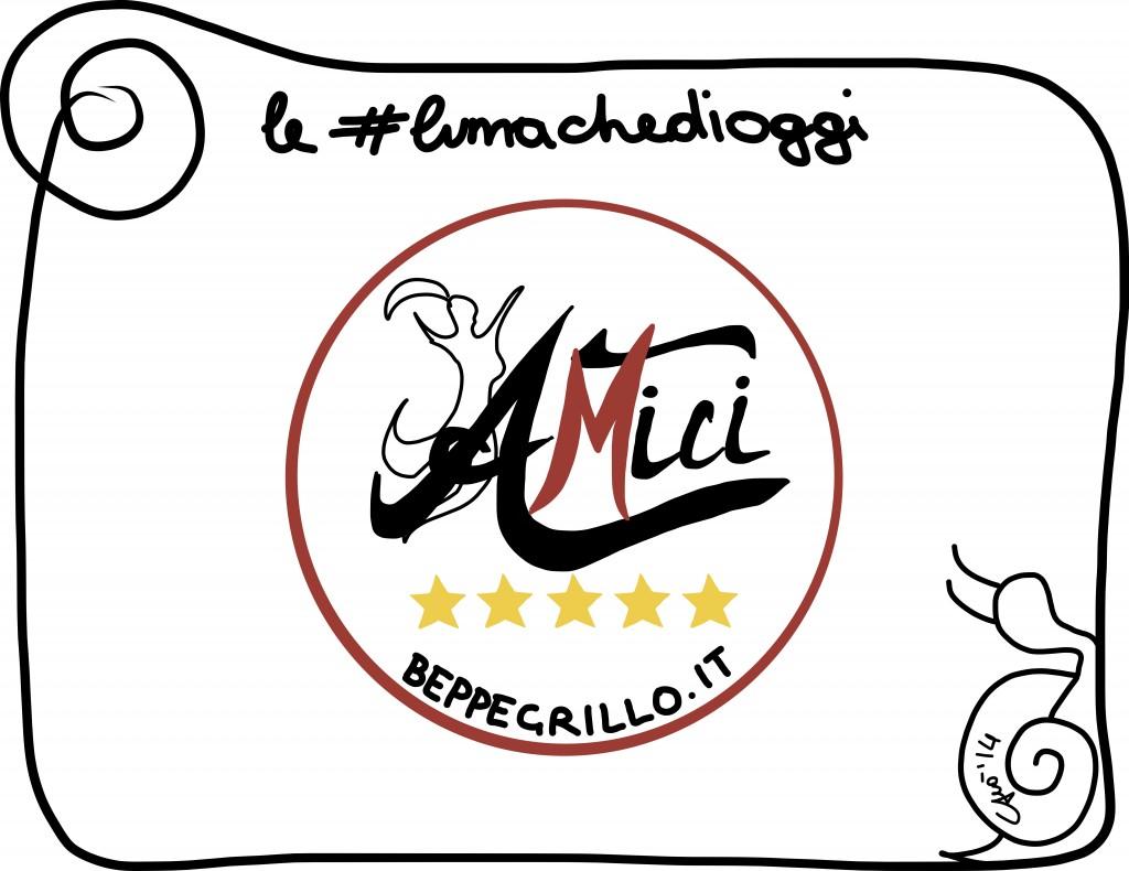 #lumachedioggi di Giovanni Laccetti del 10.2.2014