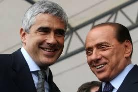 """Berlusconi su Casini """"Lieti suo ritorno"""""""
