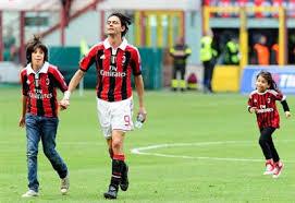 L'addio al calcio di Inzaghi