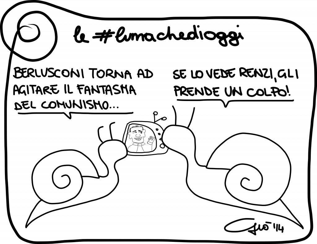 #lumachedioggi di Giovanni Laccetti del 9.2.2014
