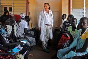 In diretta dal sud sudan
