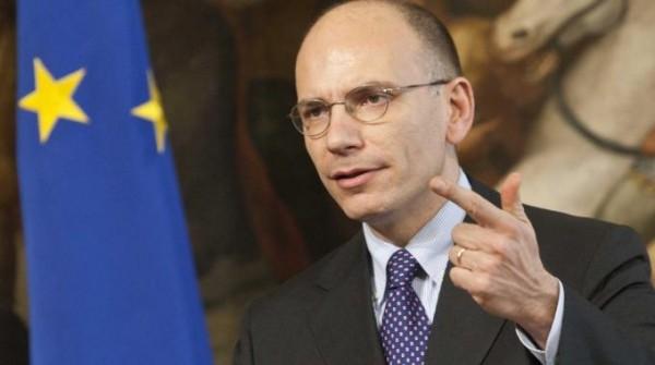 """Governo, Letta """"Lunedì incontro Napolitano"""""""