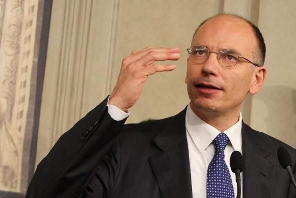 Enrico Letta lascia il Parlamento