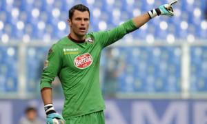 Daniele Padelli, portiere titolare del Torino, non sta deludendo le aspettative.
