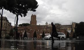 Roma, dopo le piogge arrivano le polemiche