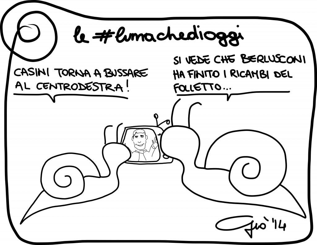 #lumachedioggi di Giovanni Laccetti del 3.2.2014