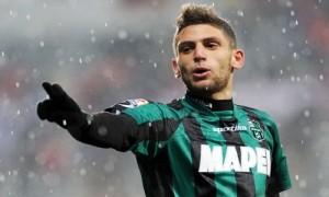 Berardi è stato espulso per aver commesso un'ingenuità durante la sfida contro il Parma.