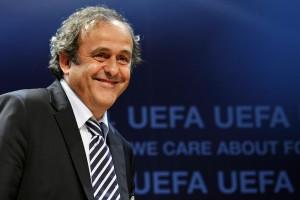 Platini, sfider� Blatter per la poltrona Fifa