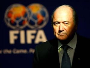 Blatter è il presidente della FIFA dal 1998