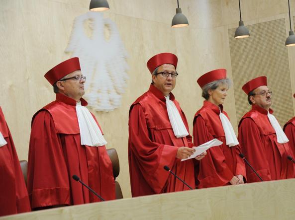 corte costituzionale tedesca respinge ricorsi contro fondo salva-stati