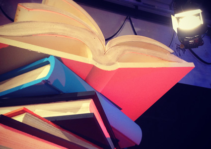 cultura in tv per un pugno di libri