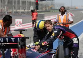 a rischio il regno di Vettel