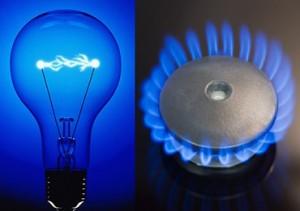 gas energia elettrica