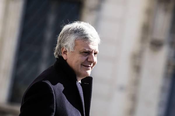 ministro ambiente galletti del governo renzi