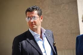 condannato per aver firmato bilanci falsi quando era sindaco di reggio calabria giuseppe scopelliti