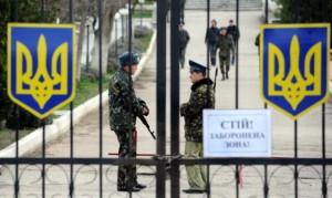 militari ucraini