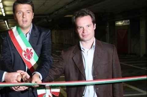 Renzi e Carrai