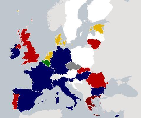 sondaggio elezioni europee paesi