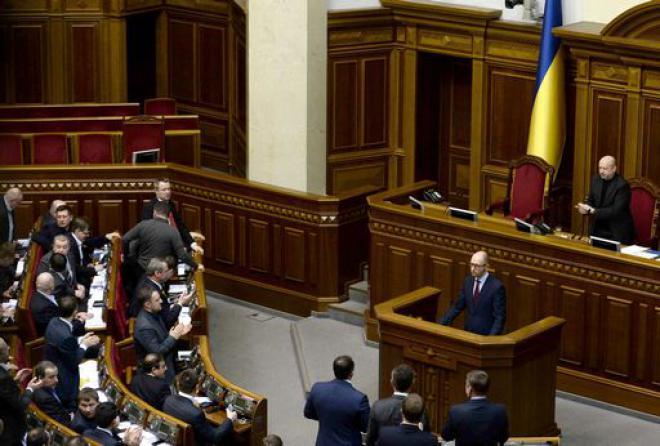 ucraina governo
