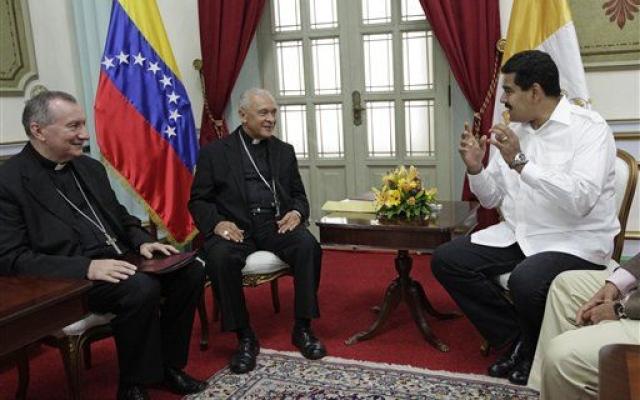 venezuela vaticano