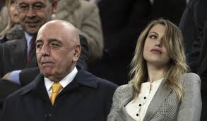 Barbara Berlusconi e Galliani