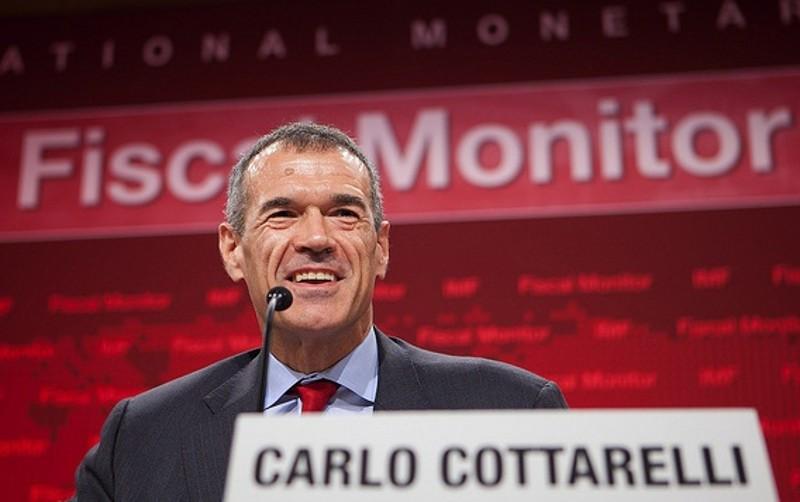 cottarelli lorenzin