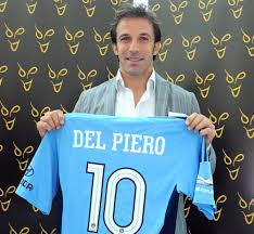 Copertina Del Piero