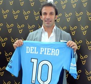 Alex Del Piero, al Sydney dal 2012
