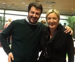 Le Pen-Salvini