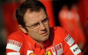 Stefano Domenicali, team principal Ferrari dal 2008
