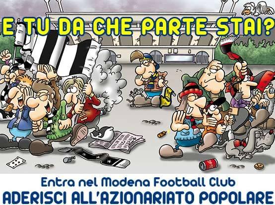 Tifo Modena