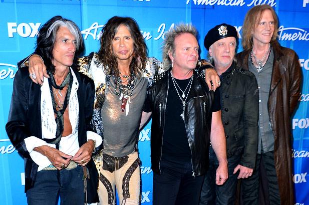 Aerosmith in Italia