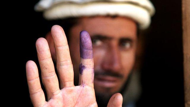 afghanistan elezioni