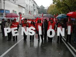 pensioni dati inps dati istat