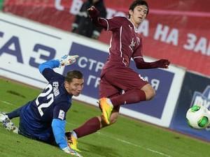 Sardar Azmoun, definito il Messi iraniano, beffa il portiere