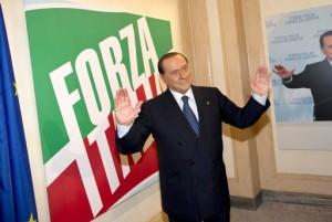 forza italia berlusconi titanica organizzazione