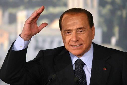 per leader forza italia berlusconi grillo come hitler
