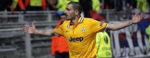Bonucci regala la vittoria alla Juventus
