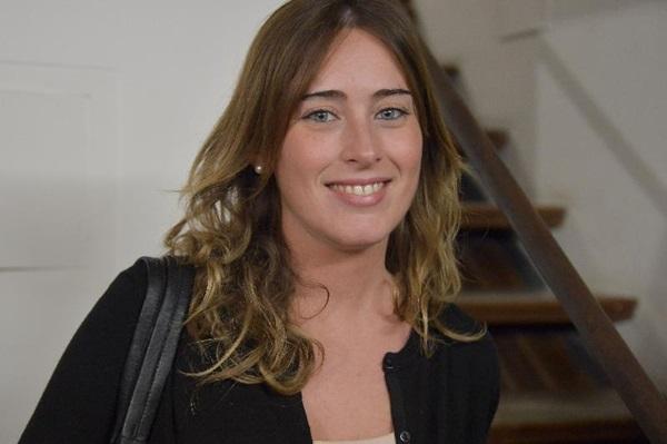 Referendum-Maria Elena Boschi