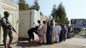 elezioni afghanistan