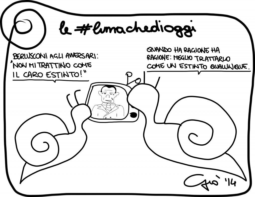 #lumachedioggi di Giovanni Laccetti del 11.4.2014