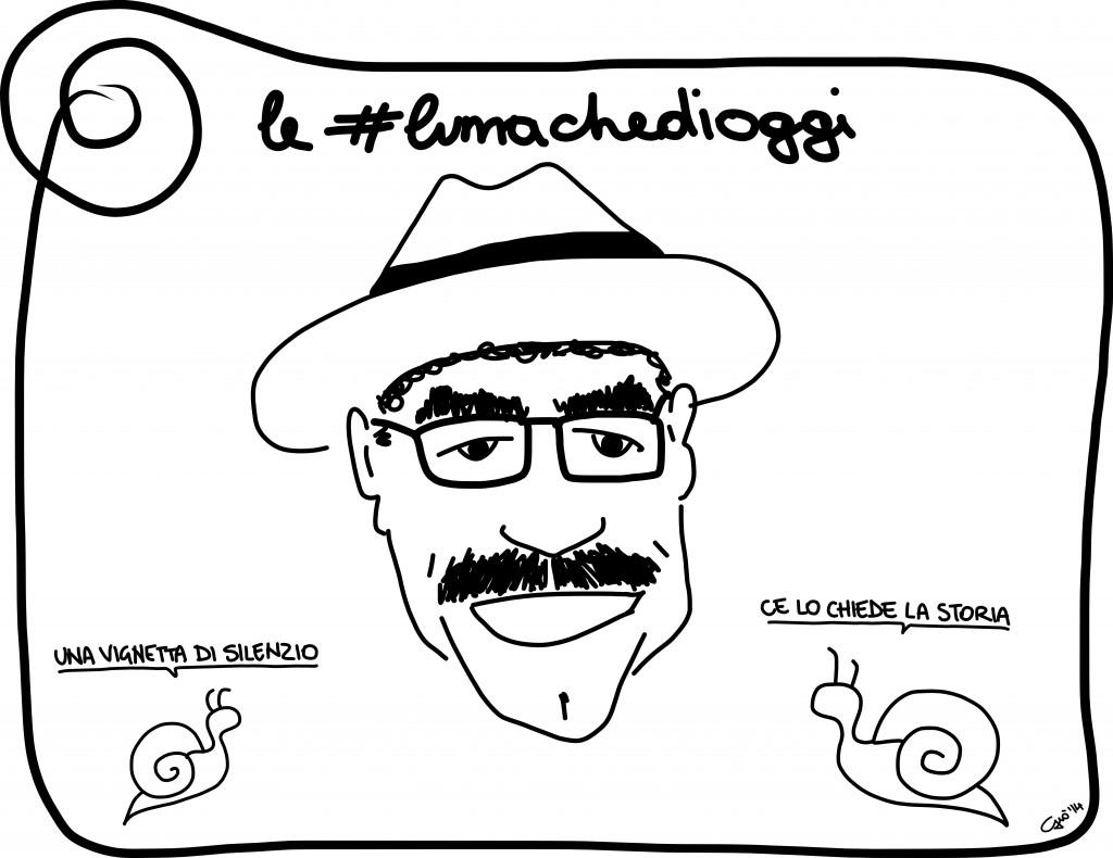 #lumachedioggi di Giovanni Laccetti del 18.4.2014