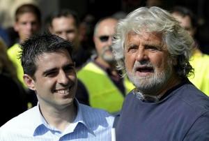 grillo-pizzarotti rapporto complicato tra leader m5s e sindaco parma