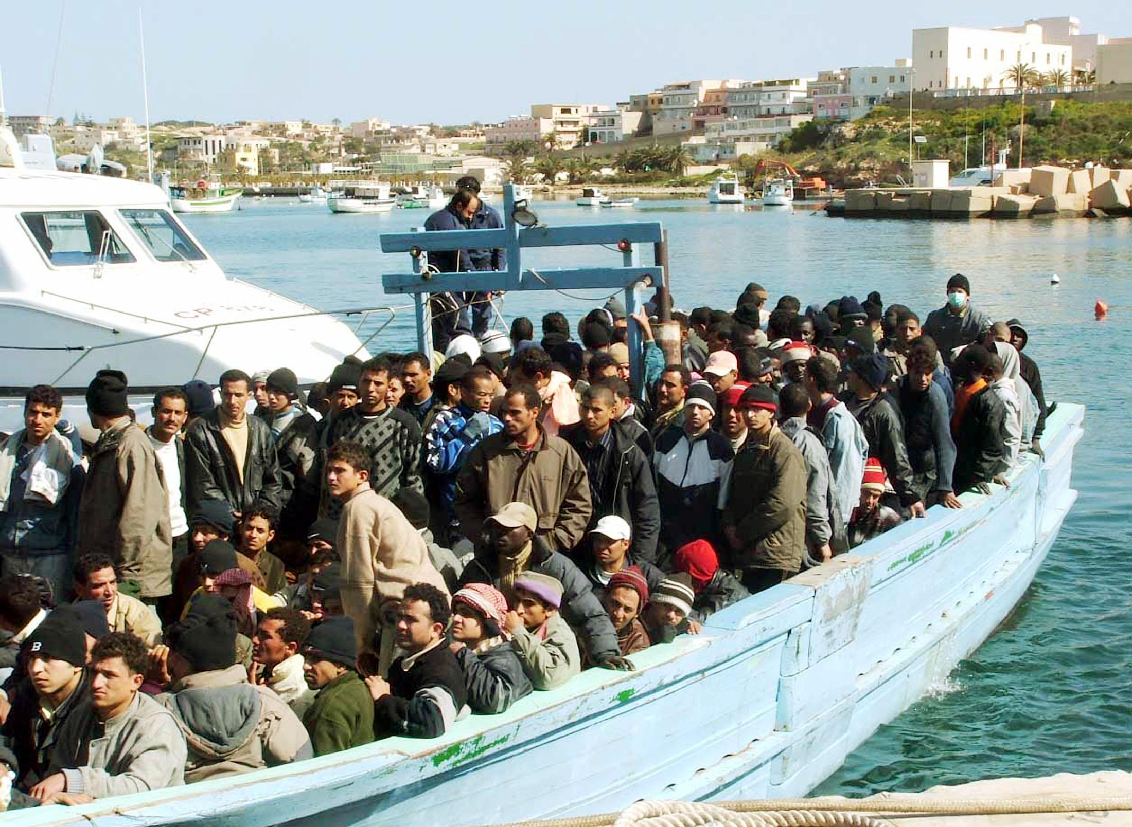 accoglienza immigrati