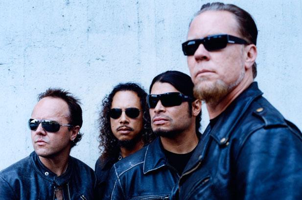 Metallica in Italia