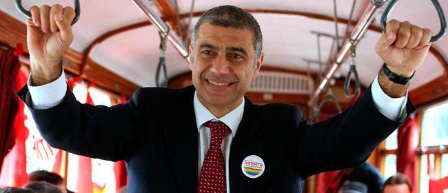 ex ministro Scanio